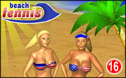 Dating India Games 'Beach Tennis'